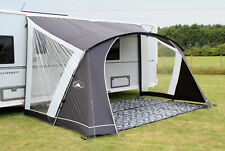 SunnCamp Swift Sun Canopy 390 Open Fronted Porch Caravan Awning New 2019