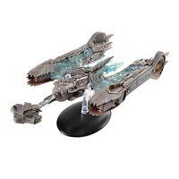 Eaglemoss Star Trek Discovery Klingon Sarcophagus Ship Diecast Replica NEW