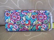 AMY BUTLER - TRAPEZE FIELD & MIDNIGHT WALLET-NEW WITH TAG