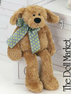"""NEW  Bearington Collection  #199101 Sammy Puppy 15"""" with Tags"""