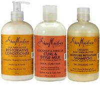Shea Moisture Hair Products for Thick, Curly, Damaged & Transitioning Hair