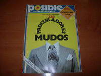 REVISTA POSIBLE Nº13 (PUBLICACIONES 33 - ABRIL 1975)