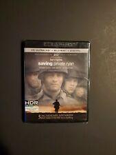 Saving Private Ryan 4K + Blu-Ray No Digital, Lot D4.
