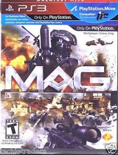 MAG (Sony PlayStation 3, 2010)    Factory Sealed