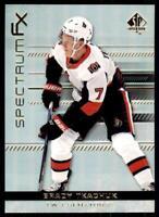 2019-20 UD SP Authentic Spectrum FX #S-22 Brady Tkachuk - Ottawa Senators