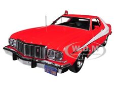 """1976 FORD GRAN TORINO """"STARSKY AND HUTCH"""" 1/24 DIECAST CAR BY GREENLIGHT 84042"""