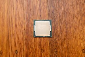 INTEL CORE i7 4790 @ 3.6GHz-4.0GHz LGA 1150 CPU (Great Condition)