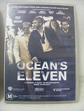 DVD Movie OCEANS ELEVEN - R4