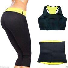 Set modellante riduttore Slimming Waist Vest Pants Yoga Set Shapewear
