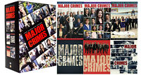 Major Crimes - The Complete Series Season Brand New Sealed DVD 1-6 Box set Gift