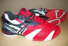 BABOLAT PROPULSE 3 MENS TENNIS SHOES RED/WHITE/GREY ANDY RODDICK 14