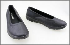 JUST BEE COMFORT WOMEN'S FLAT CASUAL SHOES SIZE 6 AUST 37 EUR