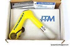 NOS VINTAGE ITM ITALMANUBRI Race Bike Quill Stem GOCCIA FONDRIEST  11cm