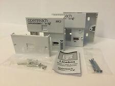 Genuine Bt Openreach MK3 VDSL/ADSL Frontalino/Filtro NTE5a Master Presa Indietro Box