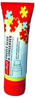 Trefl Puzzle Glue In Tube & Conserver Jigsaw Puzzle Accesory Self Adhesive