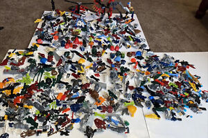 LEGO Bionicle 5+ lbs Pieces Lot -