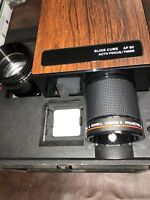 Vintage Bell & Howell Slide Cube Projector AF80 - Working