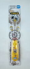 Childrens Toothbrush with Flashing 2 Minute Timer - Wild Bunch Brand New Sealed
