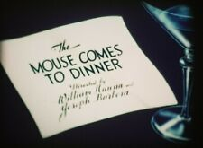 Super 8mm Tom and Jerry 'The Mouse Comes to Dinner' sound film.