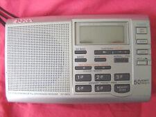 SONY ICF-SW35 RADIO  FM Stereo /SW/MW/LW PLL Synthesized Receiver #E1-34
