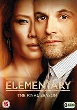 Elementary The Final Season DVD 2019