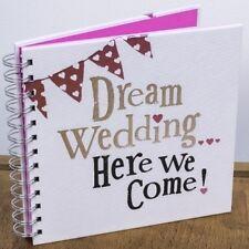 Bright Side Dream Wedding Planner Book Diary Journal Organiser Engagement Gift