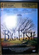 Big Fish (Dvd, 2004) Free Shipping