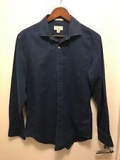 J.Crew Albiate Ludlow Fit Chambray Shirt Size Medium