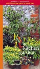 The Kitchen Garden - exciting cookbook approach to small gardens & patio plants