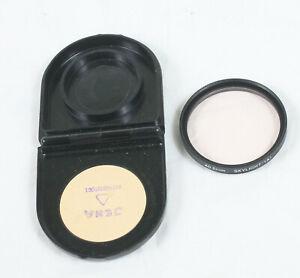 40.5mm Skylight Filter With Jena Plastic Case Genuine Original