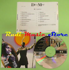 CD DISCO MESE 41 SUDAFRICA compilation PROMO 95 MAKEBA MAHLATHINI MABUSE (C16)