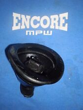 1987-93 Ford Mustang Dashboard Wiring Harness Firewall Grommet Black Rubber Used