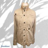 G-Star Originals Raw - Arctic Vintage L/S Shirt Shacket - Size XL