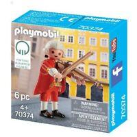 Playmobil Wolfgang Amadeus Mozart 70374 Neu & OVP Sonderfigur MISB limitiert