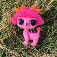LOL Surprise doll FUZZY PETS Makeover Series 5 Glitter Queens PLAYED NO FUZZY
