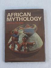 Geoffrey Parrinder AFRICAN MYTHOLOGY The Hamlyn Publishing Group c.1967