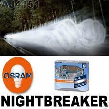 OSRAM H7 Nightbreaker Night Breaker Bulbs +90% brighter