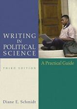 Writing in Political Science (3rd Edition)