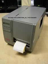 METO SP40 417672 Thermal Barcode Label Printer Serial RS232 Broken / For parts