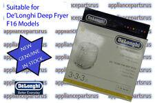 De'Longhi Deep Fryer Filter Kit to suit F16 Series Part No 5525112900