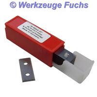 10 Stück HW (HM) Wendeplatten 29,5x12x1,5mm Z4 Wendeplatte Wendemesser