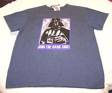 Star Wars Recruit Mens Blue Printed T Shirt Size L New
