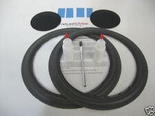 """Tannoy HPD315 HPD 315 12"""" Woofer Foam Speaker Kit w/ Brush, Shims & Dust Caps!"""