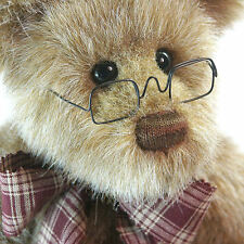 Artist Bear-Sewing- Eyeglasses-Glasses-Spectacles