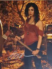 Dana DeLorenzo Hand Signed 8x10 Photo W/ Holo Coa Ash vs. The Evil Dead