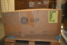 """New listing Ge Cafe Cgu366Sehsv 36"""" Stainless Steel Natural Gas Cooktop"""