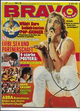 BRAVO Nr.47 vom 16.11.1978 Abba, Smokie, Rosetta Stone, Otto, David Cassidy...