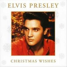 ELVIS PRESLEY Christmas Wishes CD BRAND NEW