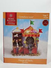 Home Accents Holiday Canterbury Lane House of Darts 719 569 Carnival Fair Midway