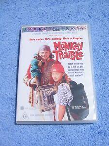 MONKEY TROUBLE - DVD